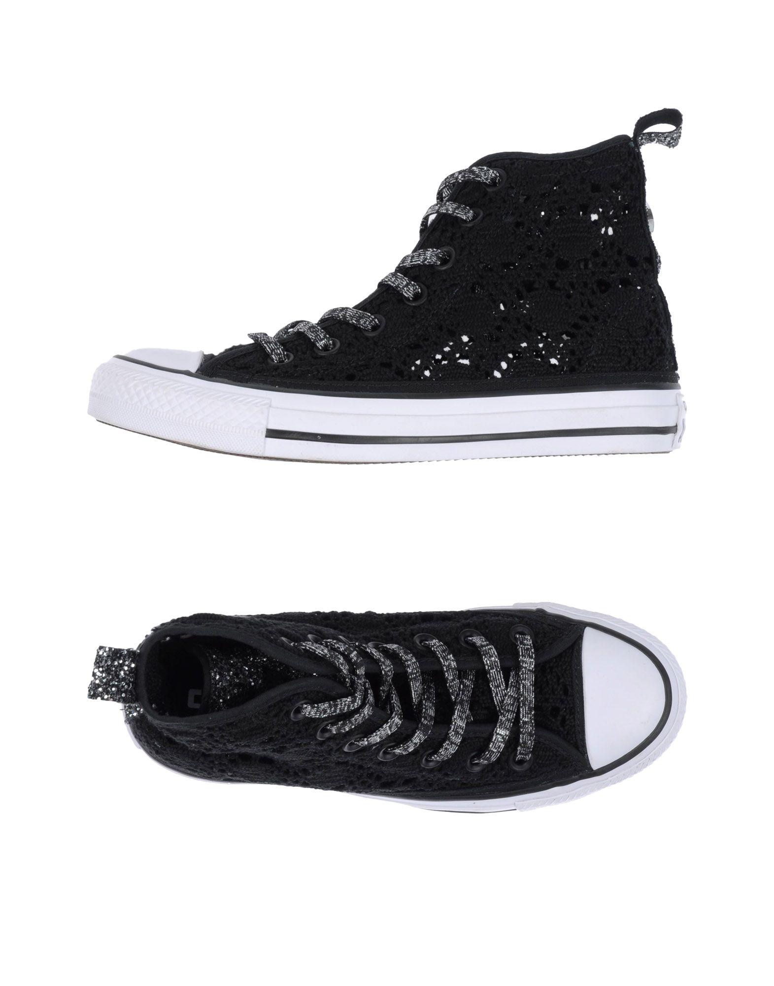 chaussure converse montante