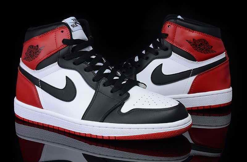 Air Jordan 1 Homme Rouge Jordan 1 Mid chaussures rouge