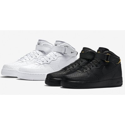 Nike Baskets achat Air Vente 07 Chaussures Force Mid 1 Femme DWEH29YIbe