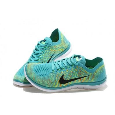 Acheter Acheter Nike Free Run Flyknit 4.0 V2 Femme Noir