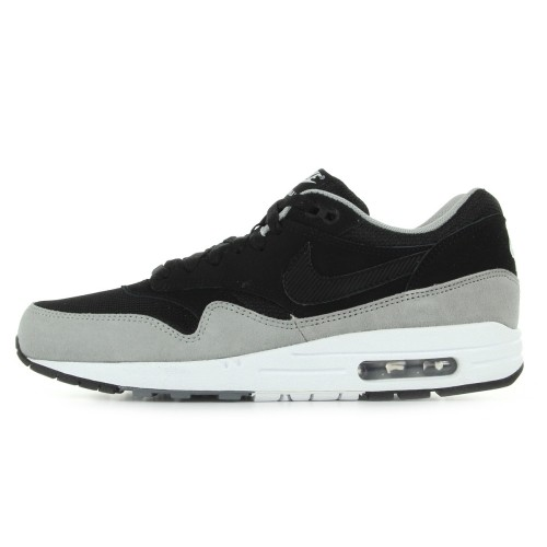 a7aad51667154c basket nike air max 1 essential noir et gris,achat   vente ...