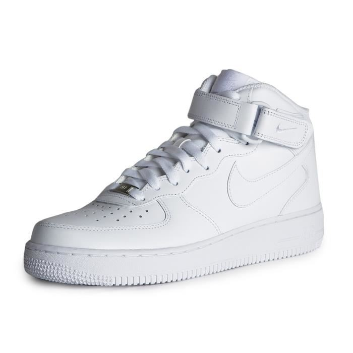 Vente 07 Air Nike Chaussures Homme Force Mid Baskets 1 achat xIad06a