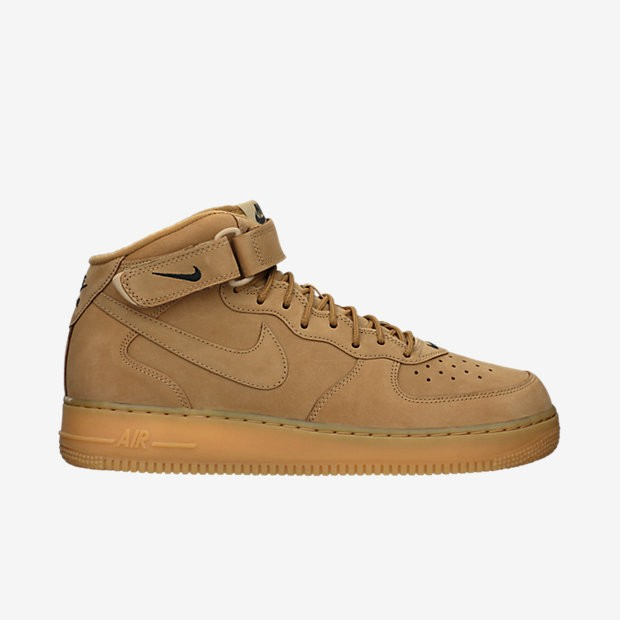 Acheter Chaussure Casual Nike Air Force 1 07 Low Homme Vert