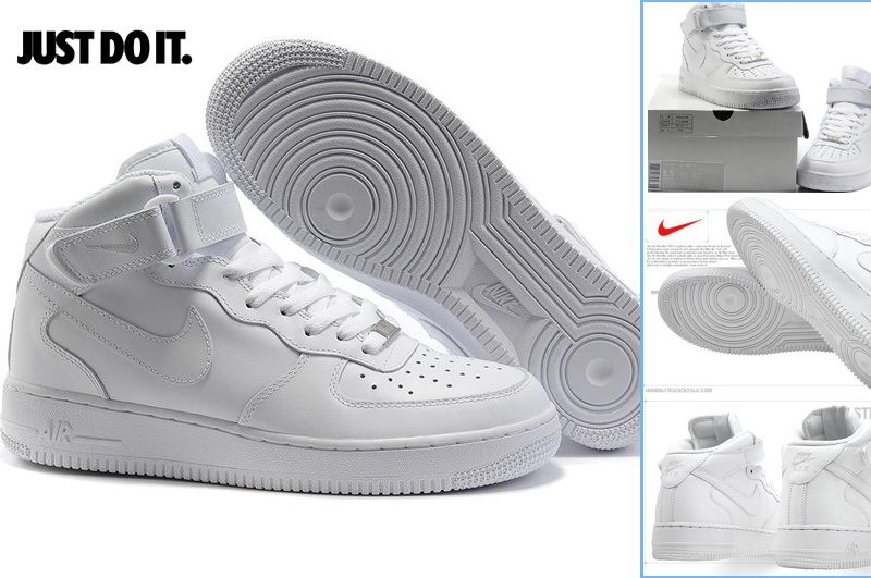 nike air force 1 mid blanc pas cher,achat / vente chaussures ...