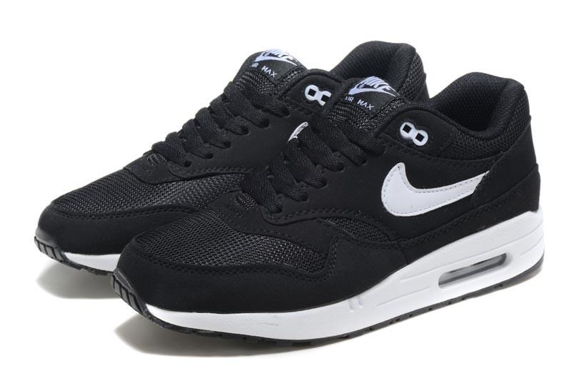 timeless design 5a22c a8225 nike air max 1 homme chaussures brun blanc 1005