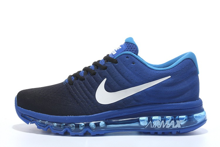 new styles 0f39f d1d9b nike air max 2017 bleu homme
