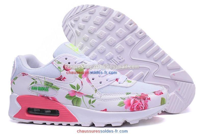 adb903794c473 nike air max 90 hyper natural femmes fleurs,achat   vente chaussures ...
