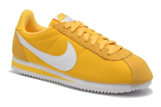 attractive price reliable quality newest collection nike cortez homme jaune,achat / vente chaussures baskets ...