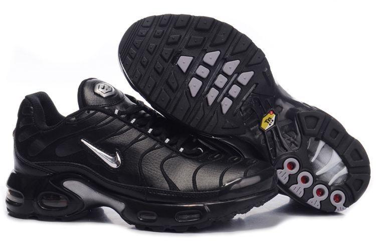 Noir Tn Requin Nike Chaussures Baskets Cuir achat Vente zSMVUqpG